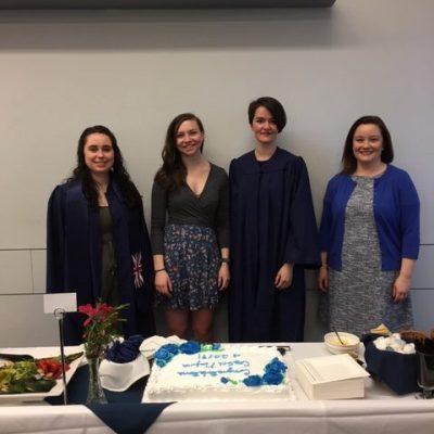 Photo of CogSci Graduates 2019